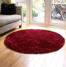 Starlet Circle Rugs
