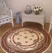 Tabriz Round Rugs