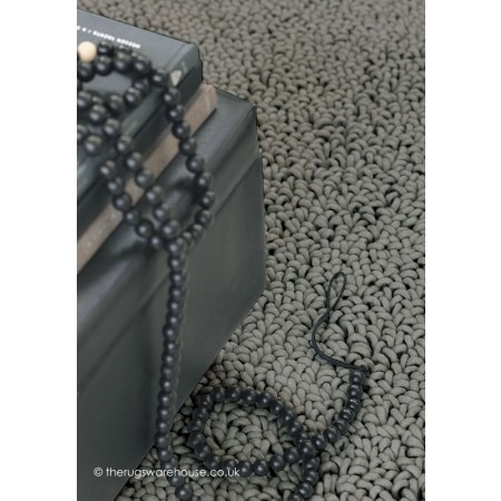 Aura Loop Grey Rug