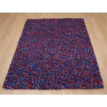 Beans Purple Rug