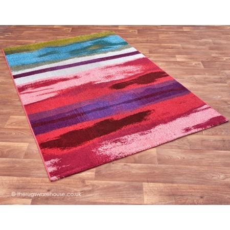 Colores Paint Rug