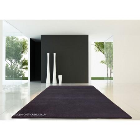 Home Comfort Black  Rug