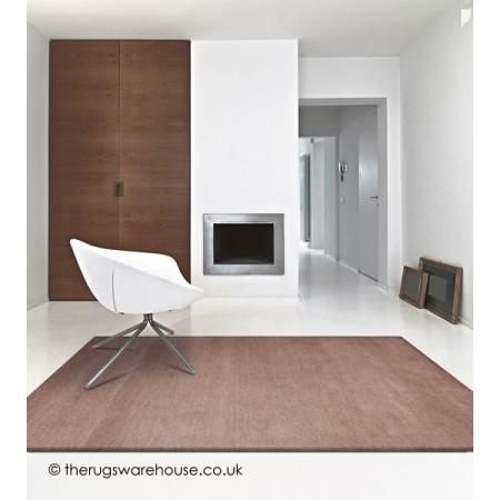 Home Comfort Brown Rug