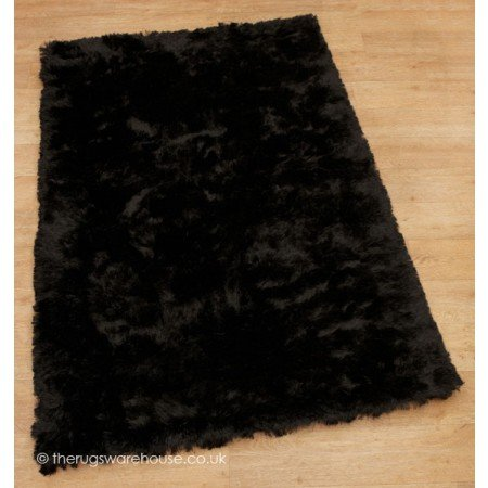 Dance Black Rug