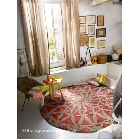 Oriental Lounge Orange