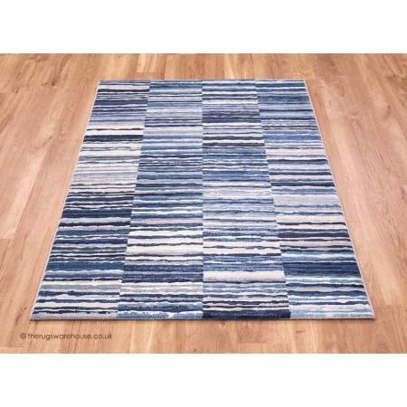 Organza Blue Rug