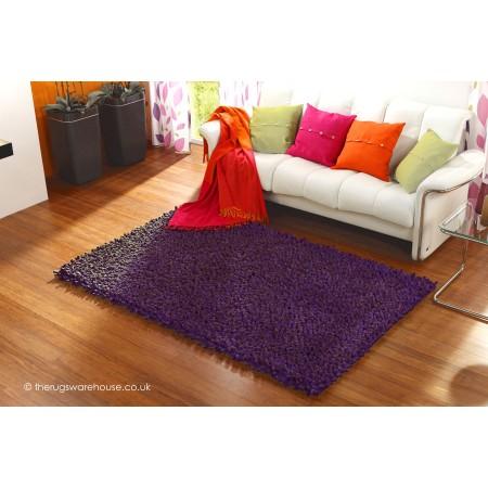 Halifax Purple Rug