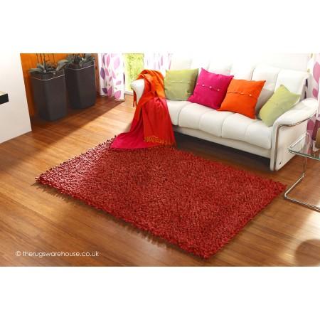 Halifax Red Rug
