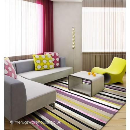 Hammersmith Stripes Rug