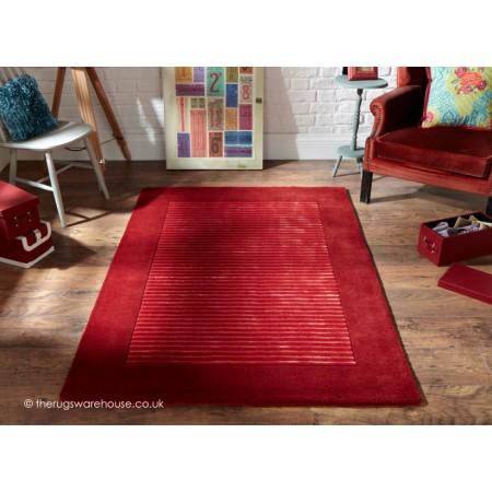 Henley Red Rug