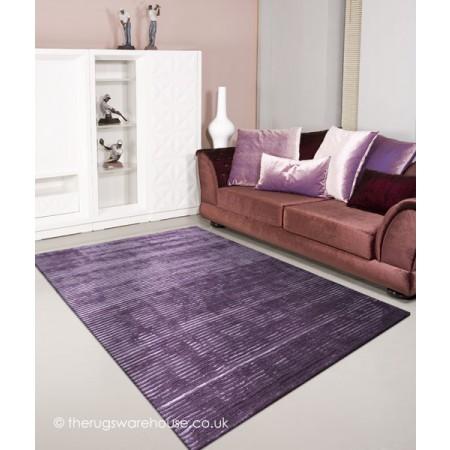Jubilee Purple  Rug