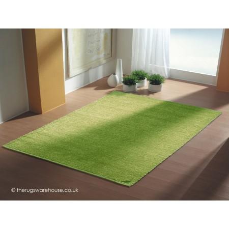 Kyoto Green Rug