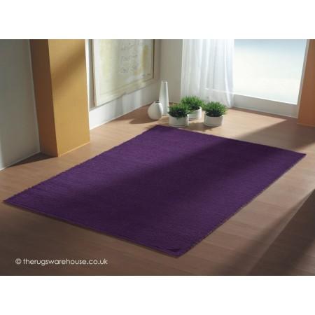 Kyoto Purple Rug