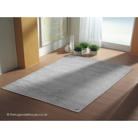 Kyoto Light Grey Rug
