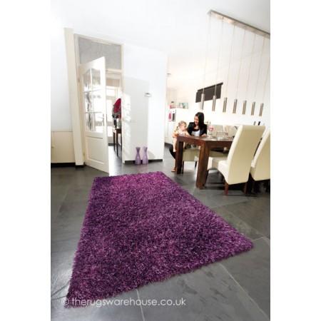 Purple Beat Rug