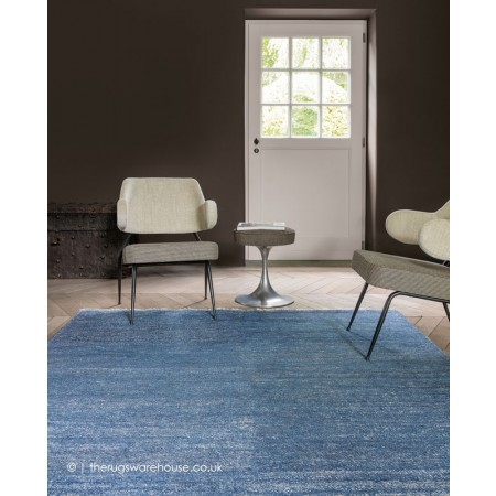 Lumiere Blue Rug