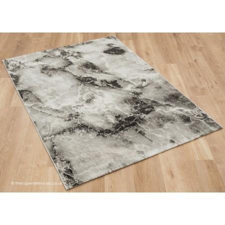 Terrel Grey Charcoal Rug