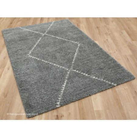 Lippie Grey Rug