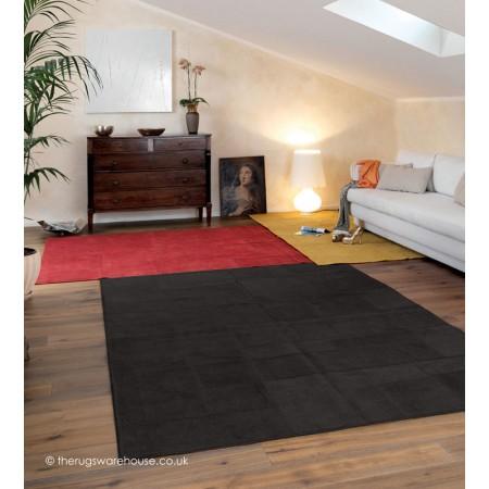 Milano Black Rug