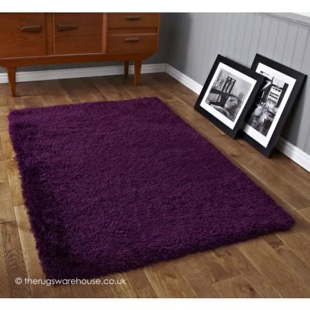 Monte Carlo Purple Rug