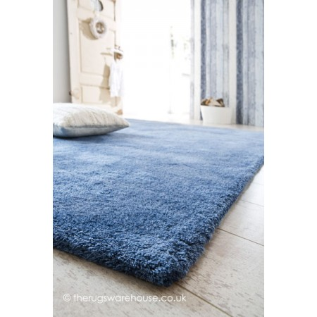 Monza Blue Rug