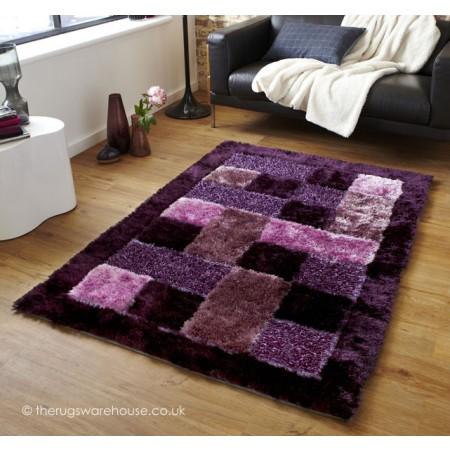 Corsica Purple Rug