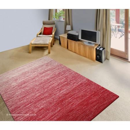 Alba Red Rug