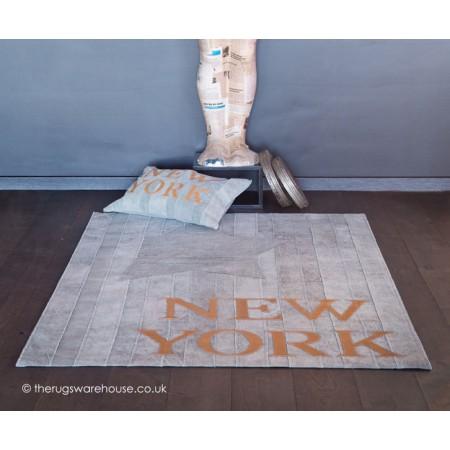 NY City Rug
