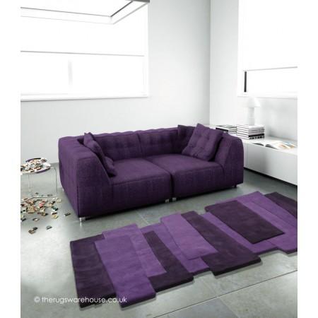 Purple Steps Runner