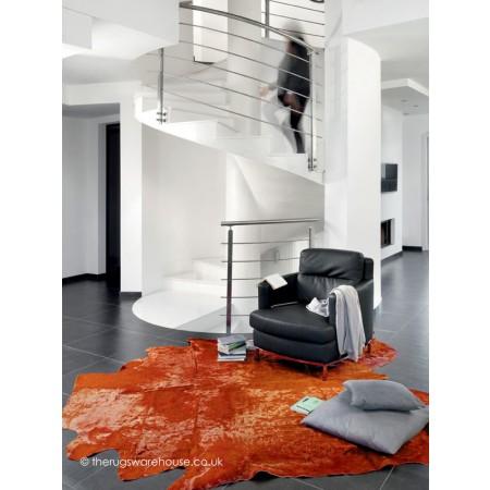Colorata Orange Rug