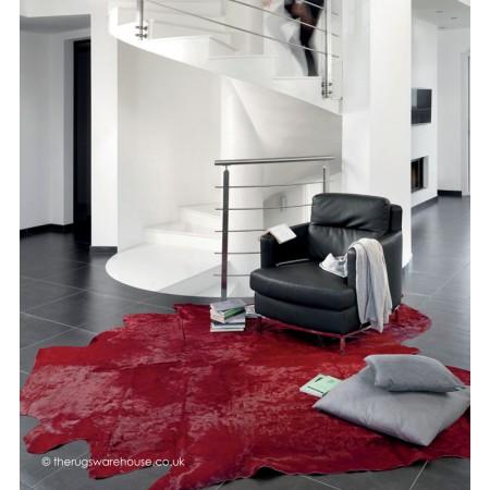 Colorata Rosso Rug