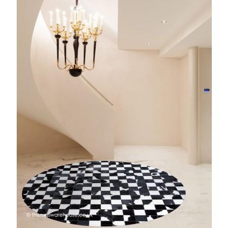Avignon Circle Rug