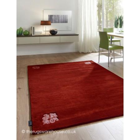 Queen Red Rug