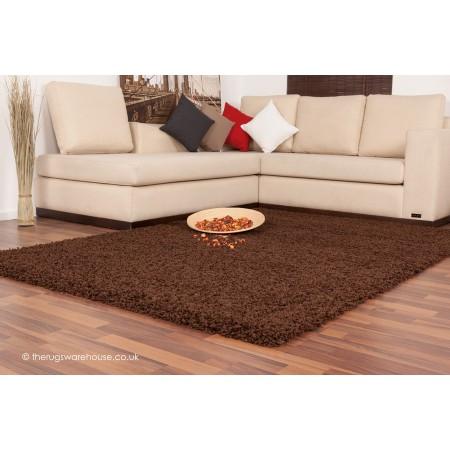 Relax Choco Rug