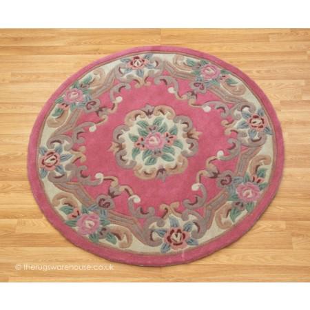 Lotus Pink Circle