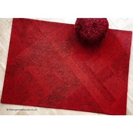 Balta Red Rug