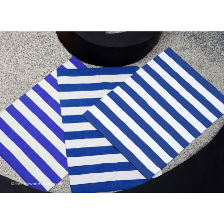 Maxo Blue Rug