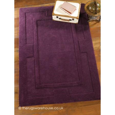 Apollo Purple Rug