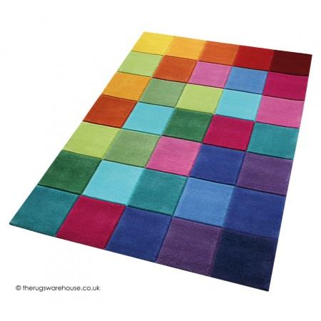 Smart Squares Rug