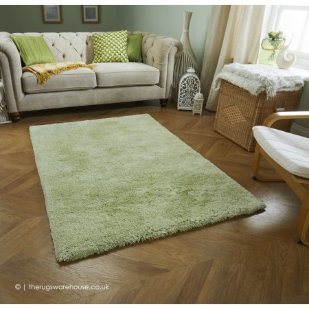 Softness Green Rug