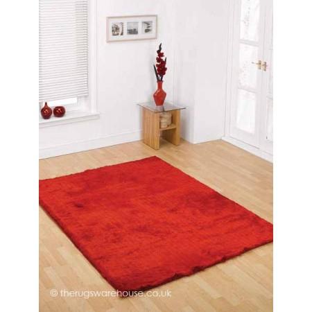 Splendour Red Rug