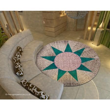 Star Emerald Rug
