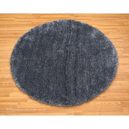 Starlet Silver Circle Rug