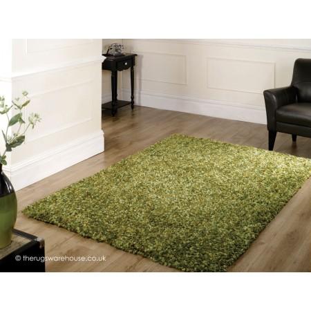 Truffle Green Rug