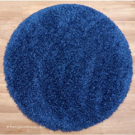 Twilight Blue Circle