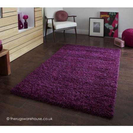 Vista Purple Rug
