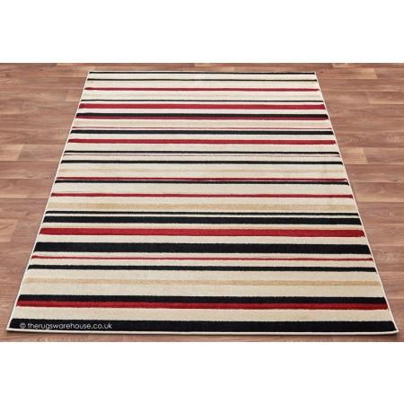 Vogue Stripes Beige Rug