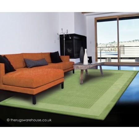 Westport Green Rug
