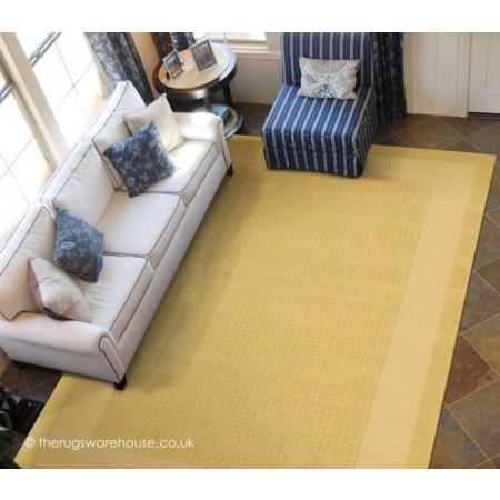 Westport Yellow Rug