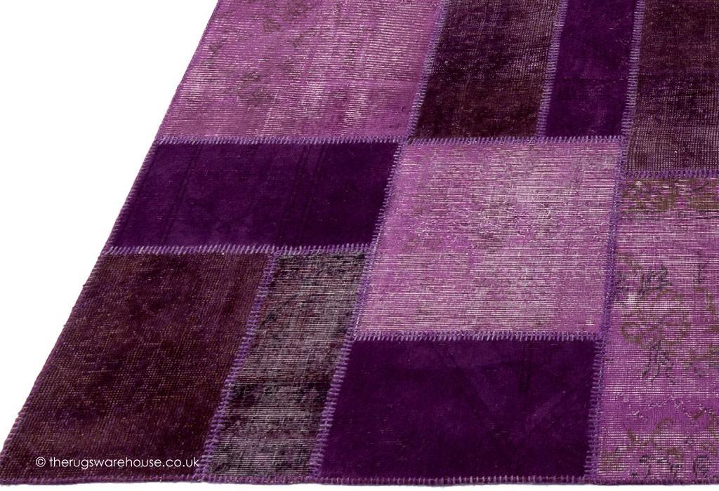 Antalya Purple Rug Purple Rugs